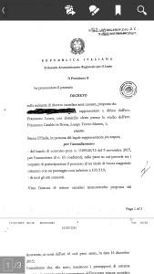 Screenshot decreto