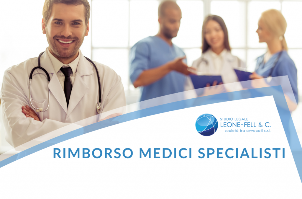 Rimborso medici specialisti