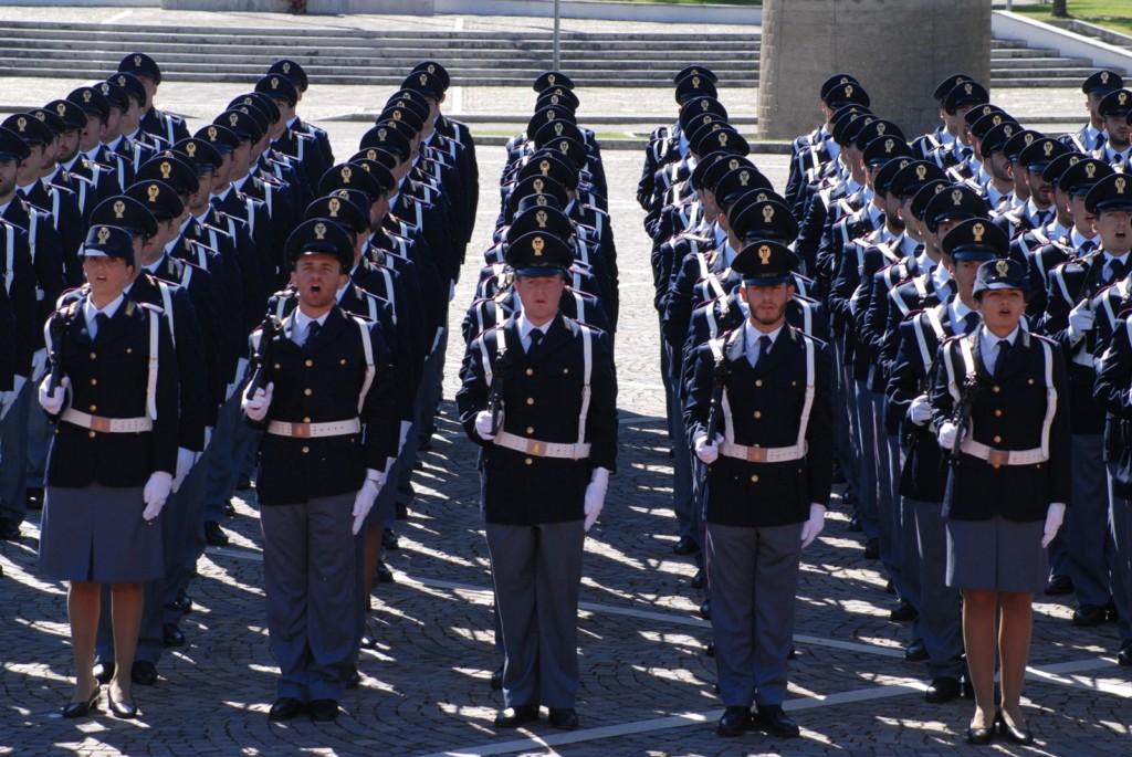 1515 Allievi Agenti Polizia