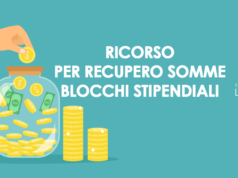 blocchi stipendiali