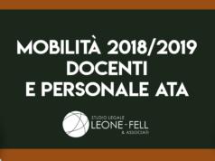 mobilità 2018/2019
