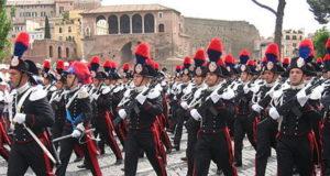 2000 allievi carabinieri