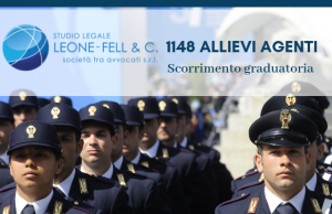 1148 Allievi agenti