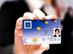 Tessera Professionale Europea