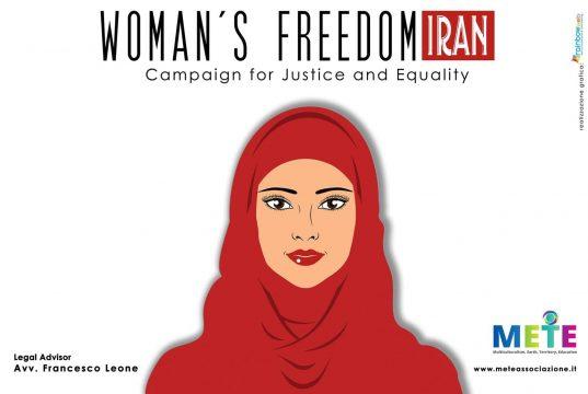 """""""Woman's Freedom in Iran"""""""