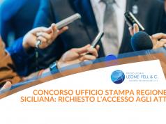ufficio stampa regione siciliana