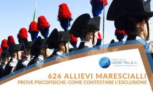 626 allievi marescialli