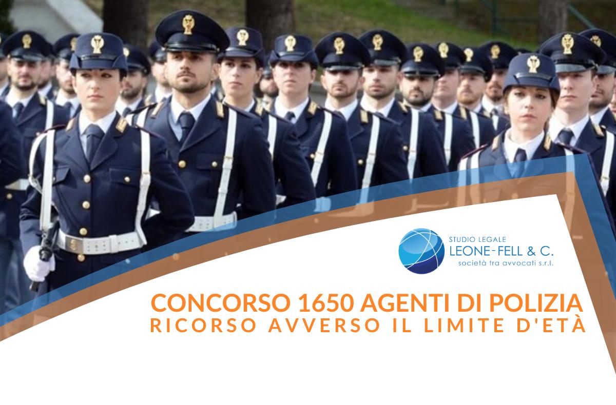 Concorso 1650 Agenti di Polizia, illegittimo il limite d'età: al ...