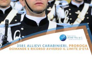 3581 Allievi Carabinieri