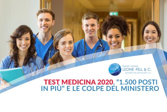 test medicina 2020