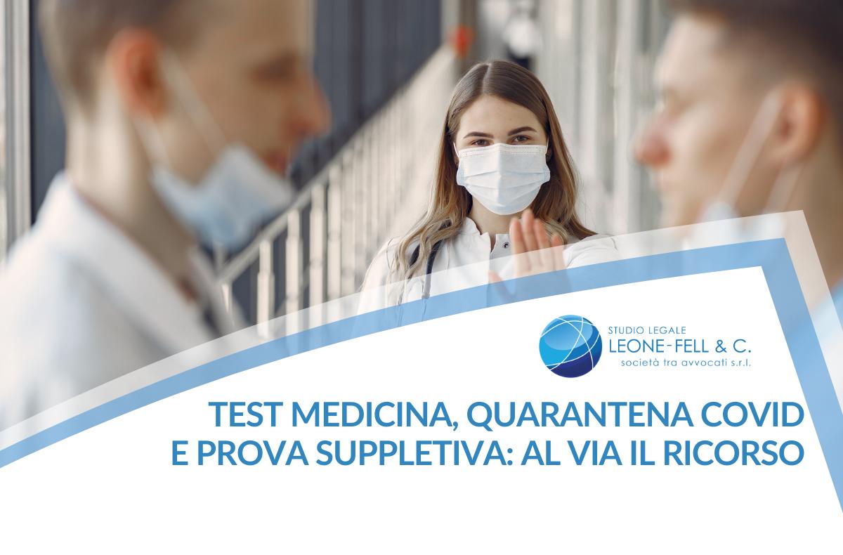 test medicina covid