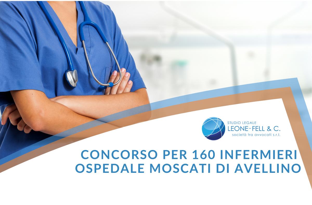 160 infermieri