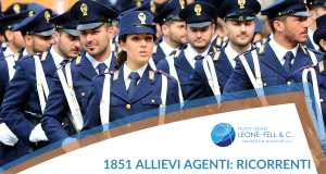 1851 allievi agenti