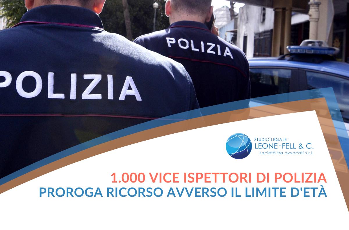 1000 vice ispettori