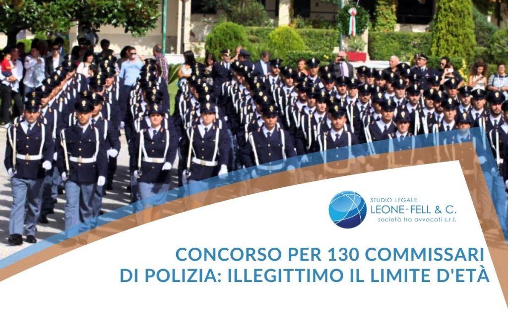 130 commissari