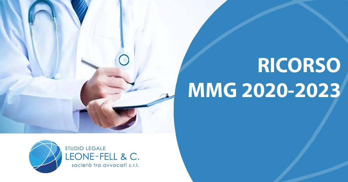 ricorso MMG 2020-2023