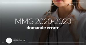 MMG 2020-2023 il via ai ricorsi
