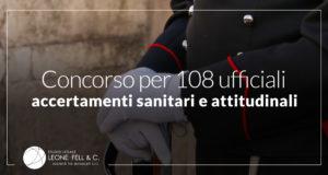 108 ufficiali
