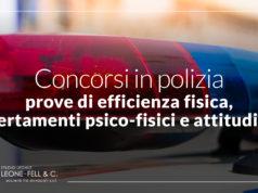 concorsi in polizia
